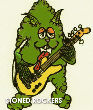 STONED ROCKERS