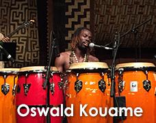 Oswald Kouame