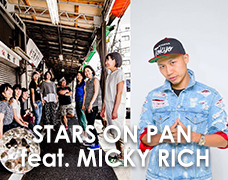 STARS ON PAN feat. MICKY RICH