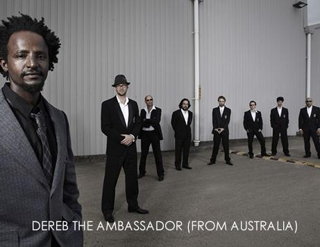 DEREB THE AMBASSADOR (from Australia)