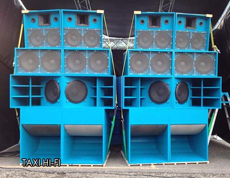 TAXI Hi-Fi