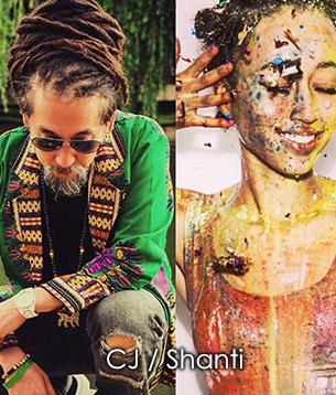CJ / Shanti